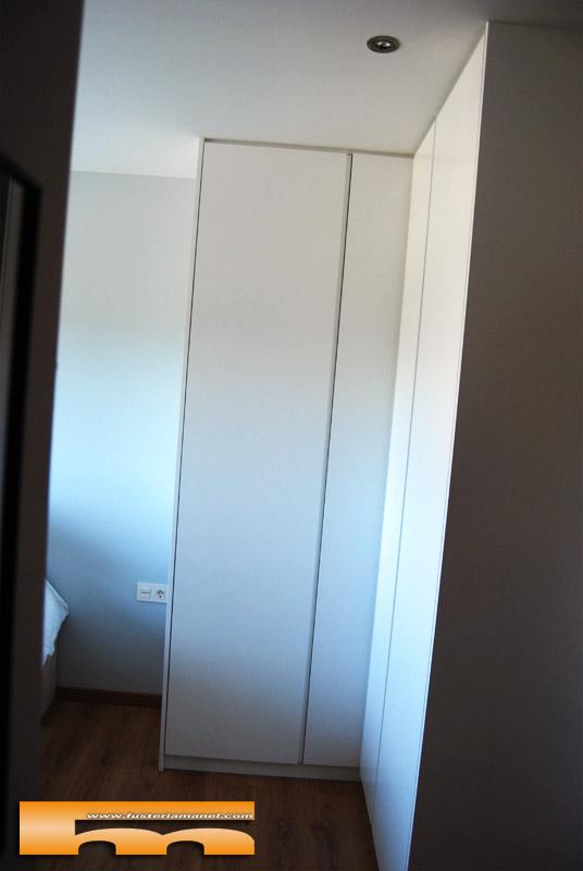 Armario esquinero lacado fran sant cugat del vall s - Armario esquinero dormitorio ...