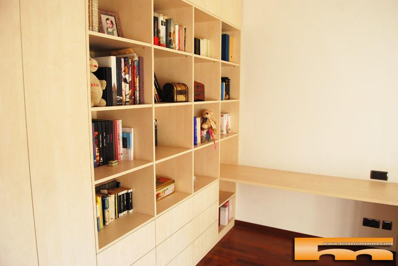 Armario a medida buhardilla estudio amaya sant andreu de llavaneres - Studio barcelona muebles ...