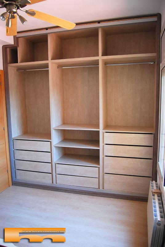 Presupuesto armario empotrado a medida stunning mobiliario de cocinas baos y armarios - Armarios empotrados barcelona ...