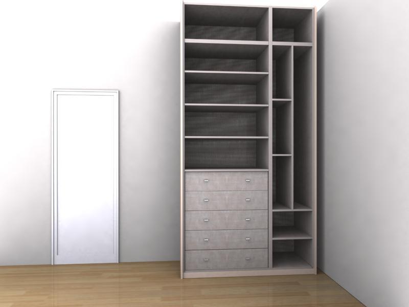 Mudanzas el cambio de armario - Muebles armarios roperos ...