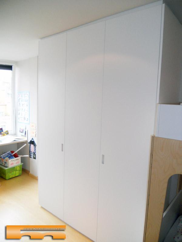 armario lacado a medida infantil barcelona susana On armarios diseño italiano