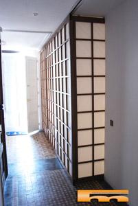 Puertas de paso fichas - Puertas shoji ...