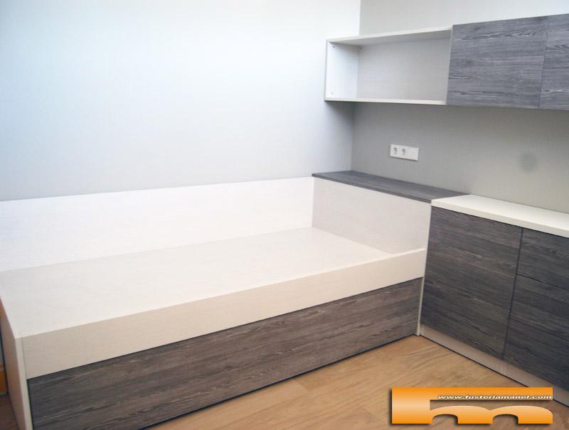 Dormitorios juveniles nio habitacion infantil nio con - Habitacion infantil cama nido ...
