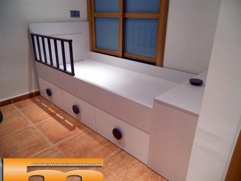 Muebles cama a medida 20170901095743 for Medidas para cama individual
