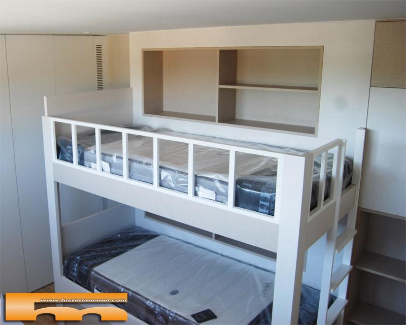 La habitaci n perfecta para 2 ni as - Estanterias para habitacion nina ...