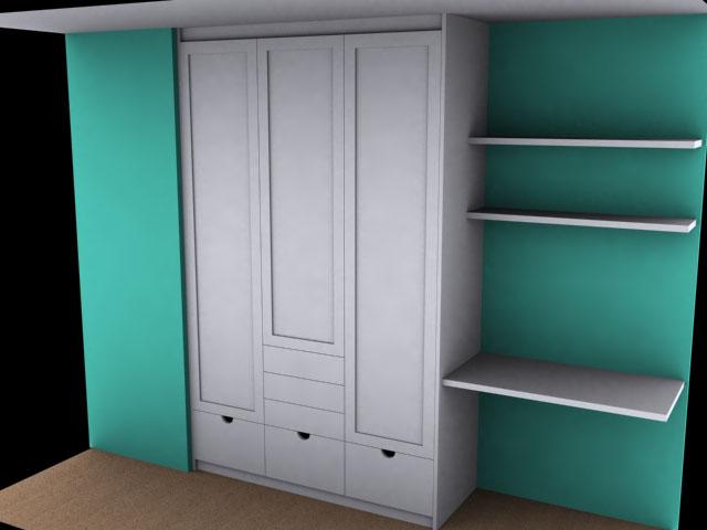 Armarios A Medida Diseñar : Armarios muebles mobiliario a medida carpinteria