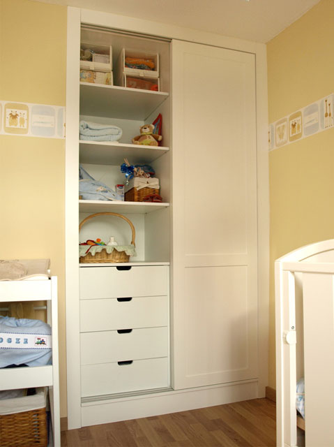 Armarios a medida vestidores armarios infantiles for Precios de armarios a medida