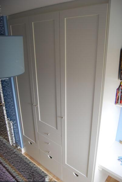 Muebles armarios mobiliario a medida carpinteria rub for Disenar muebles a medida