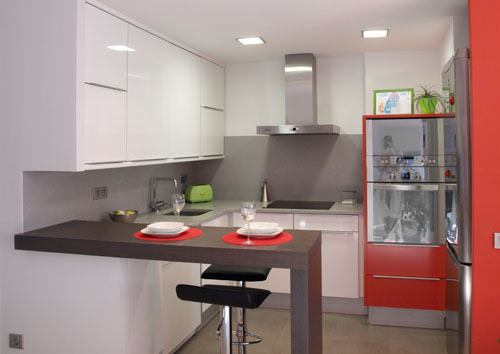 Muebles de Cocina: montaje y diseño de cocinas. Muebles a medida ...
