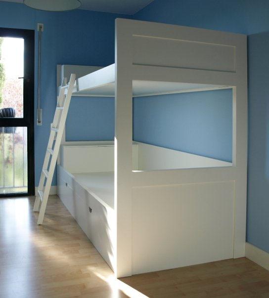 Mobiliario dormitorios armarios y vestidores montaje y - Fusteria manel ...