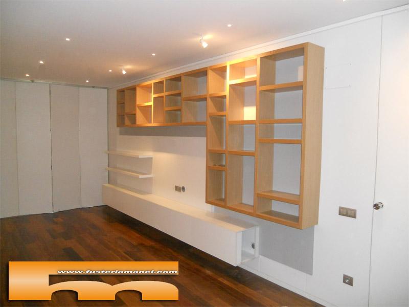Muebles para tv empotrados en pared - Muebles de pared para tv ...