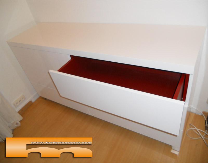 C moda grande lacado brillo a medida barcelona narc s for Bcn muebles online