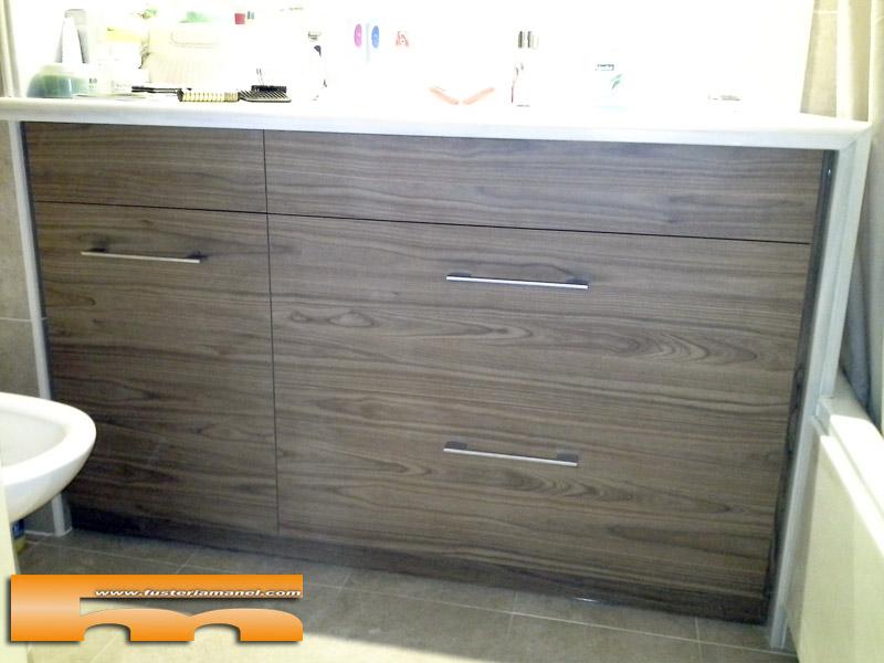 Mueble Baño con Tolva  Sant Feliu Llobregat  Aide