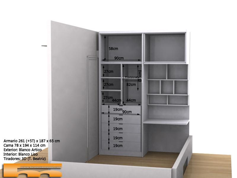 Habitacion_Infantil_Armario_Escritorio_a_medida_interior_3d_Roger_Barcelona