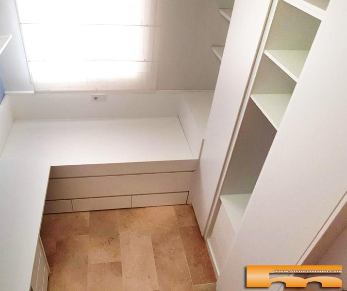 habitacion_infantil_a_medida_decoracion_armario_cama_compacta_Arantxa_Barcelona Viladecans
