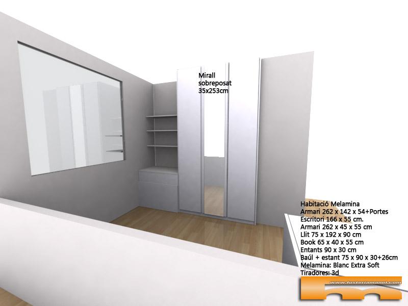 habitacion_infantil_a_medida_decoracion_escritorio_cama_compacta_3despejo_Arantxa_Barcelona Viladecans