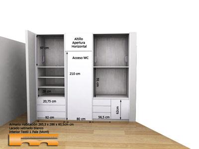 armario_vestidor_baño_puerta_separador_a_medida_lacado_Barcelona_Clara_3dint