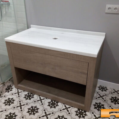 mueble-baño-a-medida-cajón-agata-Barcelona