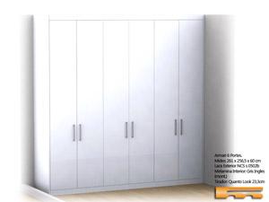armario a medida lacado Diseño_Italiano_Sant cugat_Montse_3dp