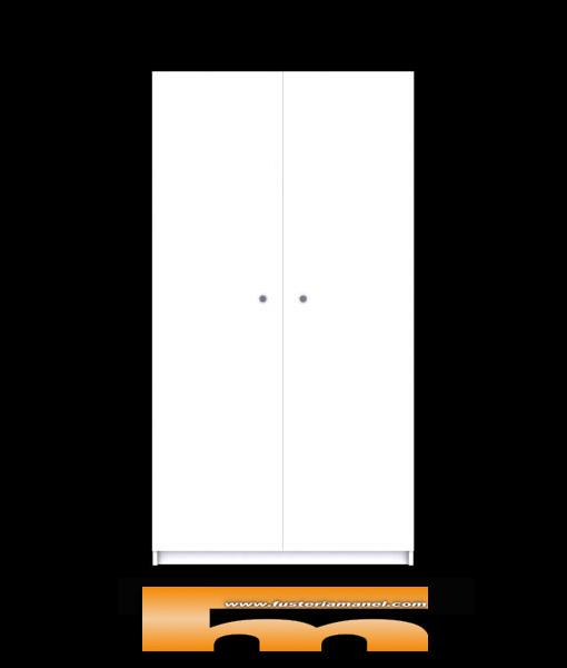armario a medida pasillo sabadell barcelona_aina ext 3d