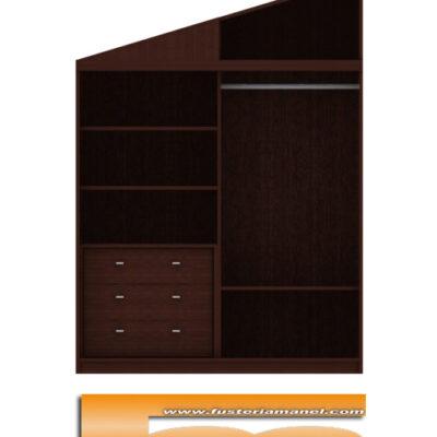armario abuhardillado granollers2 3d