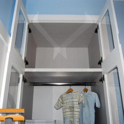 armario empotrado a medida infantil rubi barcelona interior2