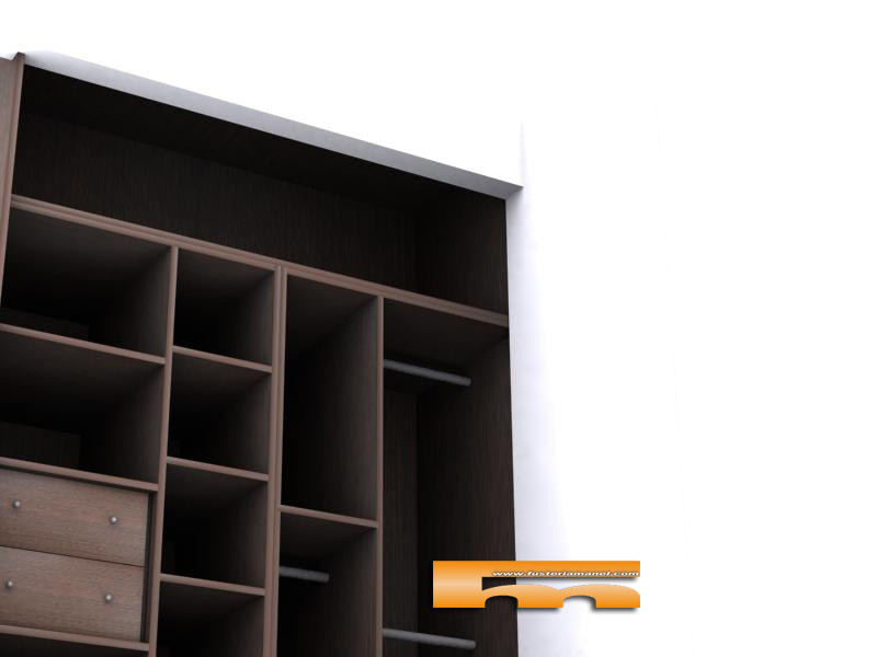 armario_a_medida_correderas_wengue_hospitalet_llobregat_ruben interior viga 3d
