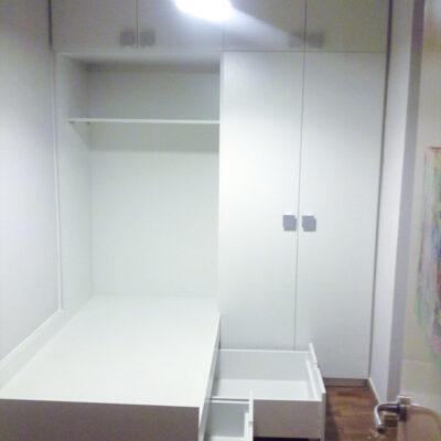 cama a medida con armario infantil beti barcelona_cajones