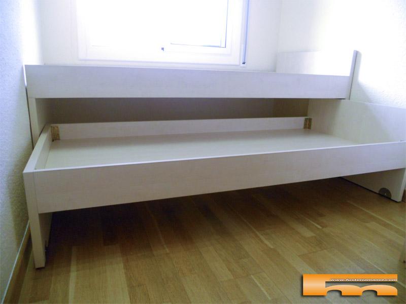 cama-compacta-nido-doble-con-cajones-a-medida-Santa-Coloma-Barcelona-Juan-cama