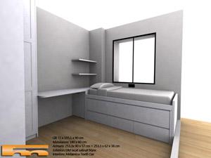 cama_compacta_habitacion_juvenil_merce_barcelona_3dP
