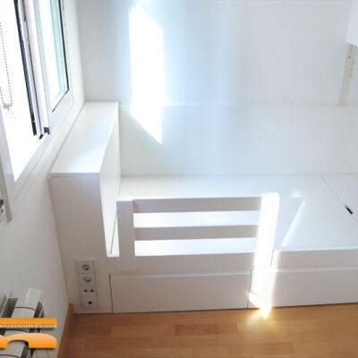 Habitación Infantil con Armario y Cama | Tiana | Domenec