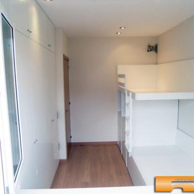 Litera Tren a medida   Habitación Infantil   Barcelona   Neus