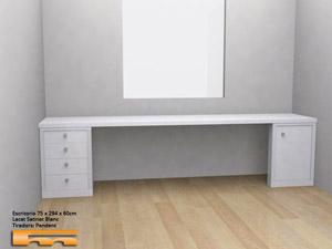 escritorio_a_medida_lacado_caballero_Francesc_Llavaneres_3d