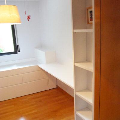 Cama Compacta a medida, habitación Juvenil | Raquel | Barcelona