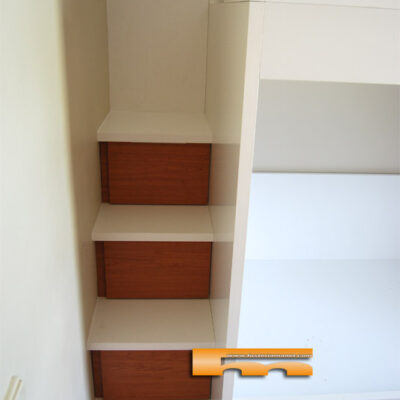 Litera Escalera Cajones a medida para Habitación Infantil | Laia | Sitges
