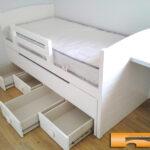 habitacion_infantil_niño_cama_compacta_lacada_Elisabet_Balsareny_cajones