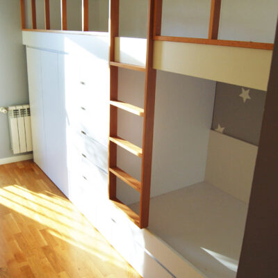 Litera + Block Habitación Triple Infantil | Sant Cugat del Valles | Manel