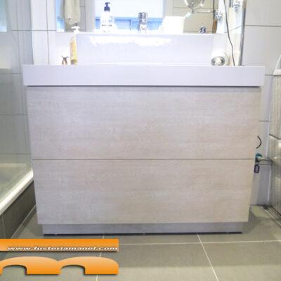mueble baño a medida narailh sant cugat del valles
