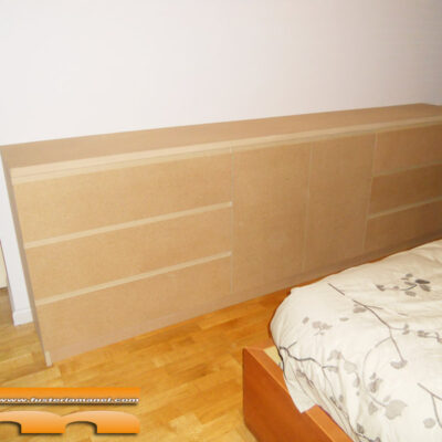 mueble comoda a medida elisabet barcelona