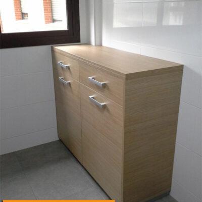 mueble de cocina a medida Barcelona Beatriz