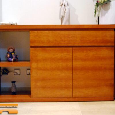 mueble-recibidor-a-medida-cerezo-rubi-barcelona-rosalia