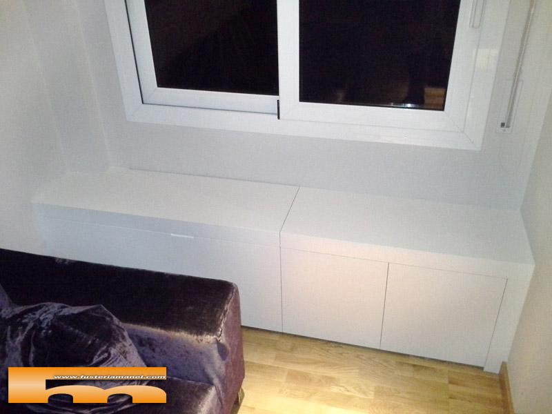 mueble salon sofa sandra castelledefels baul