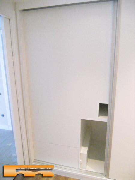 vestidor a medida bajo escalera puertas correderas doble fondo cerdanyola marta int bajo escalera 4