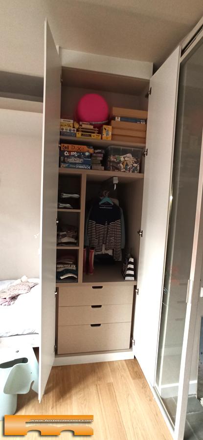 Armario_a_medida_habitación_Juvenil_decoracion_Alhambra_interior_fondo90 Sant Cugat del Vallès