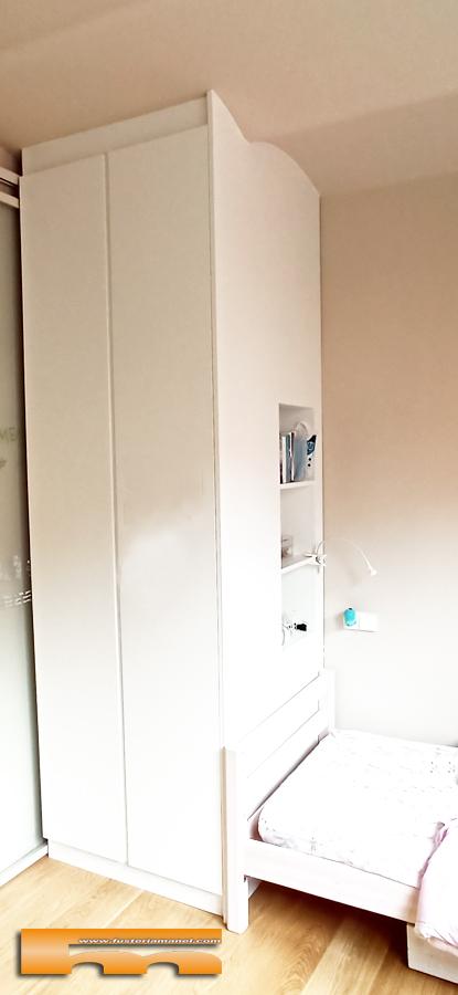 Armario_a_medida_habitación_Juvenil_decoracion_compartida_Nora_cabezal_fondo80 Sant Cugat del Vallès