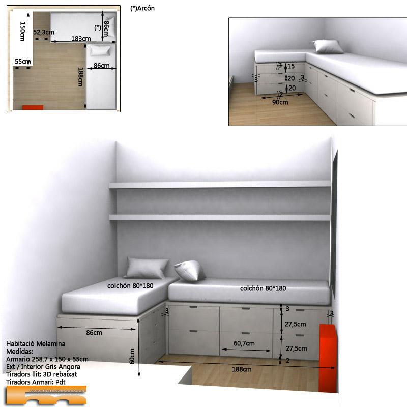 camas compactas a medida barcelona estrella3d.jpg