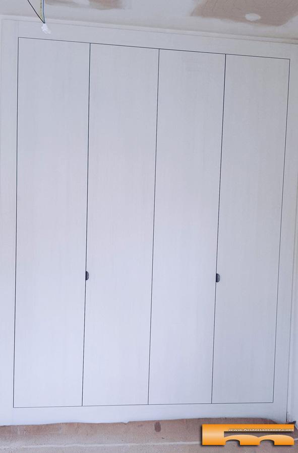 armario empotrado a medida David Sant Just Desvern